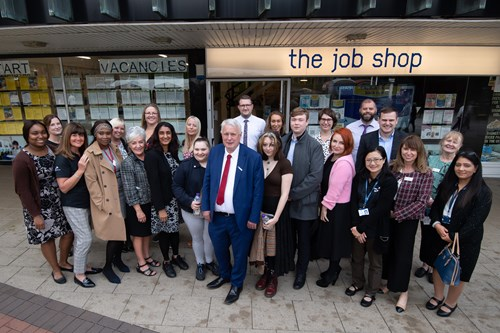 It is one of eight Youth Hubs being set up in the region as part of the youth offer that the WMCA has developed with Jobcentre Plus, local authorities, the voluntary sector and local employers.