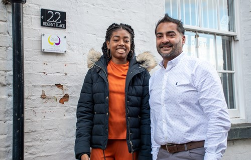 Sickle cell charity OSCAR Birmingham signs up to WMCA's  workplace wellbeing programme.