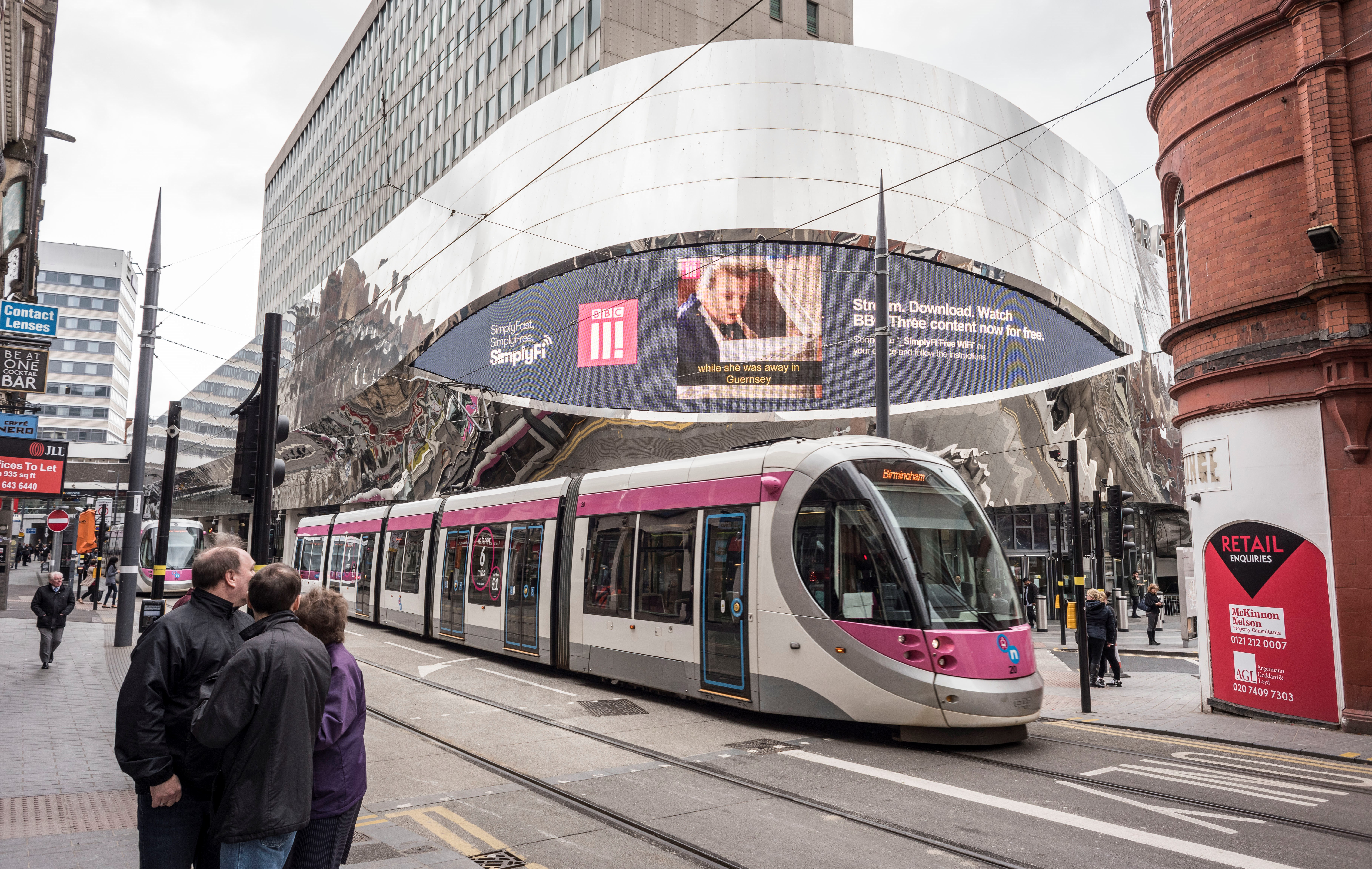 WMCA's transport arm to take direct control of Midland Metro services