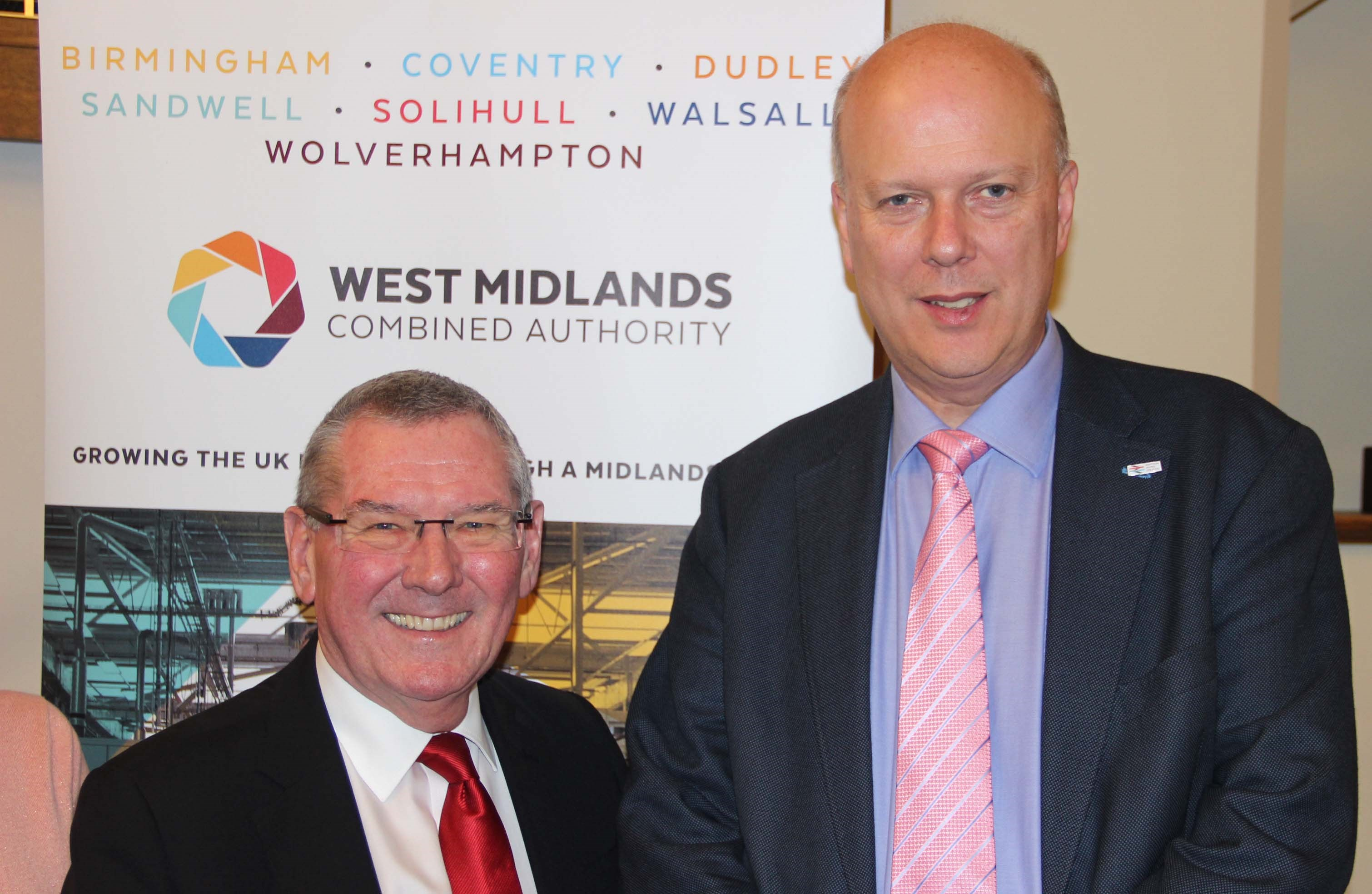 HS2 a catalyst for West Midland prosperity, Parliamentary reception is told