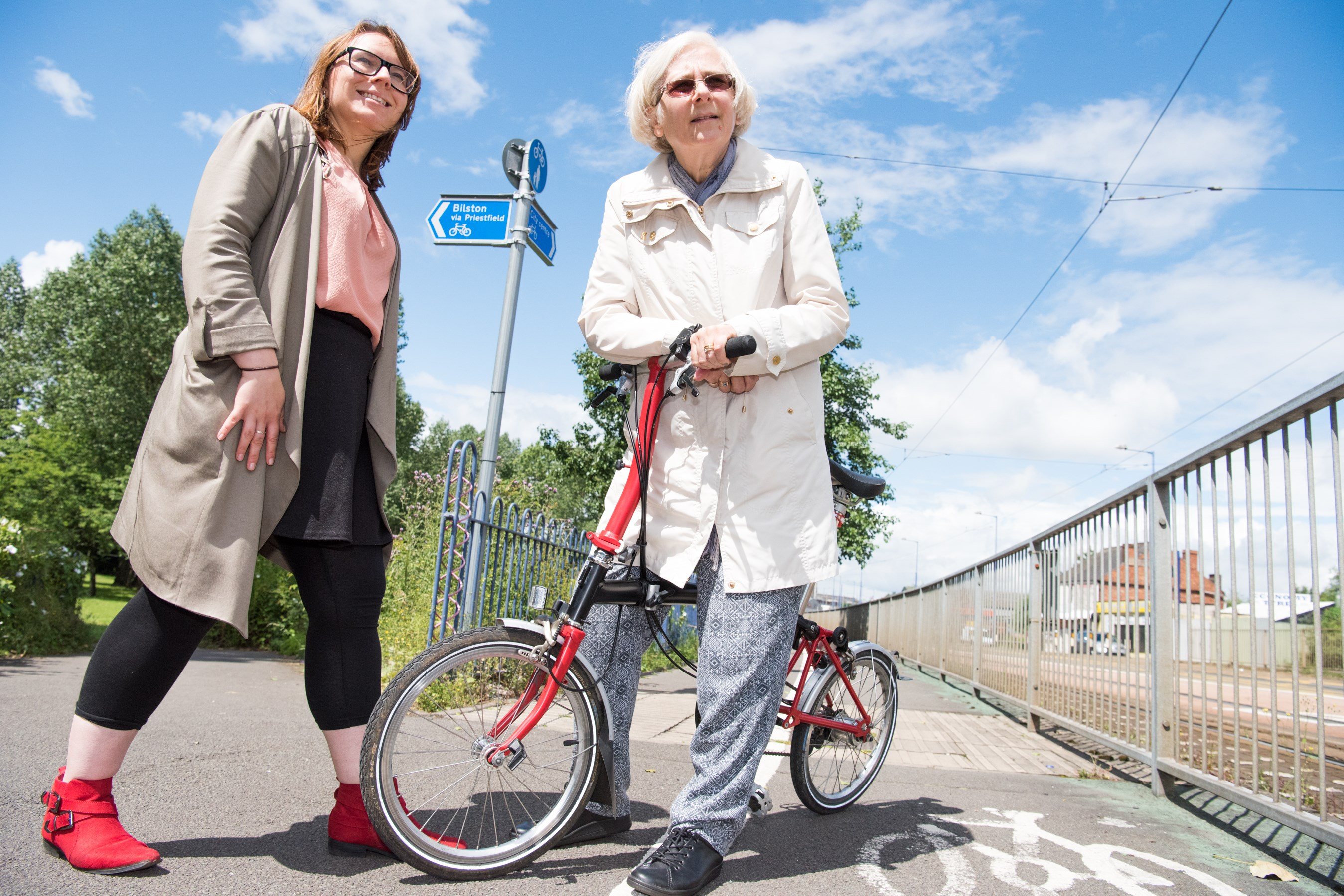 Consultation call on better Black Country cycling & walking routes