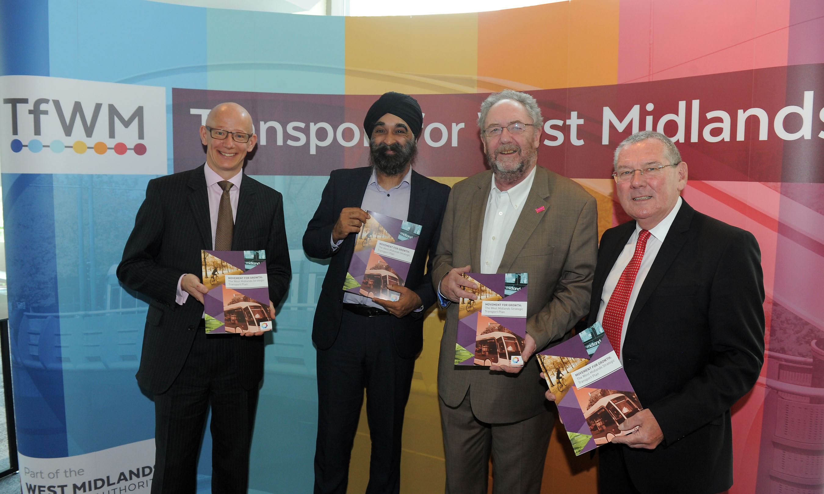£4 billion of transport infrastructure over coming decade