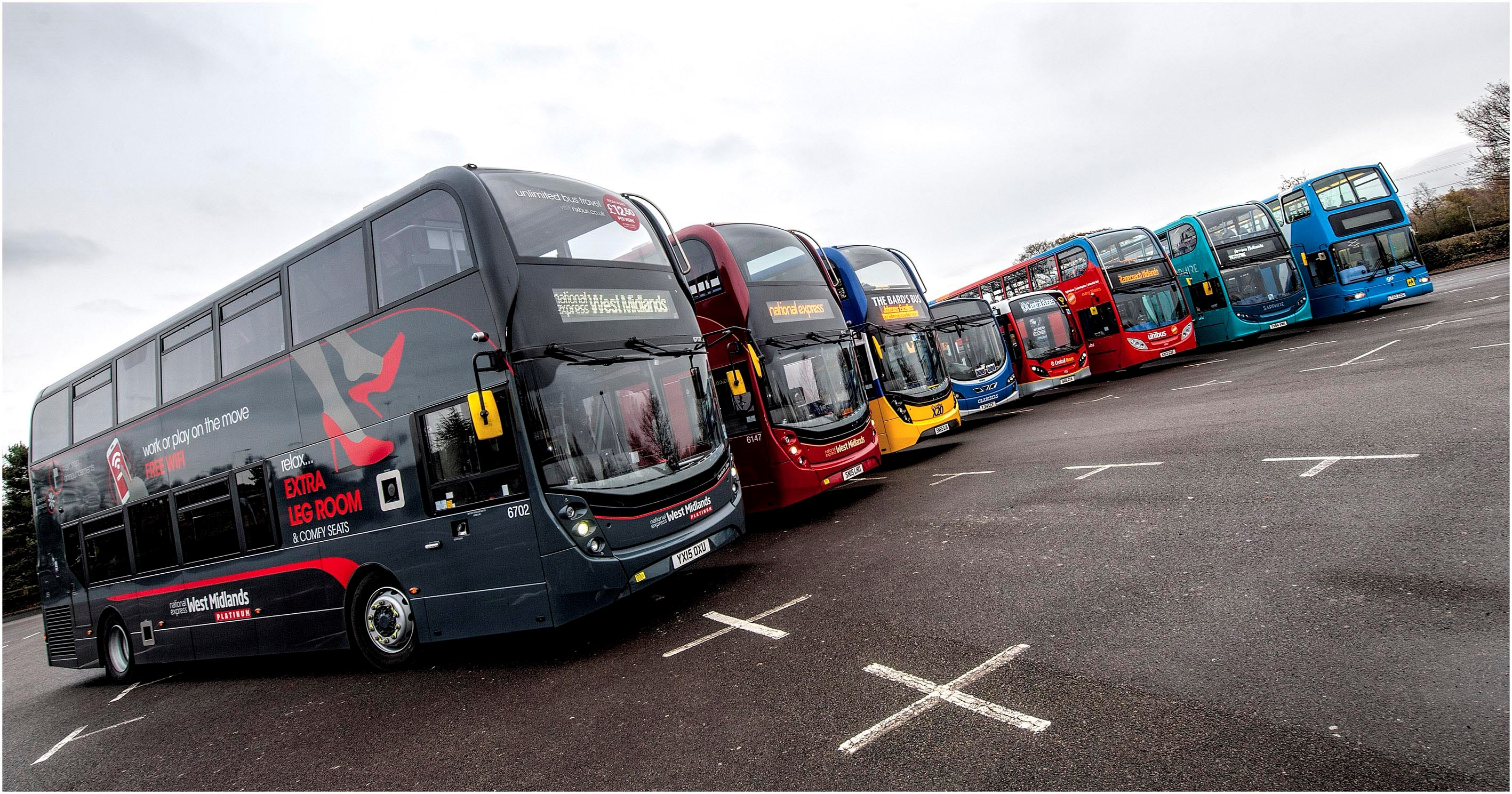 Bus passenger satisfaction riding high in the West Midlands