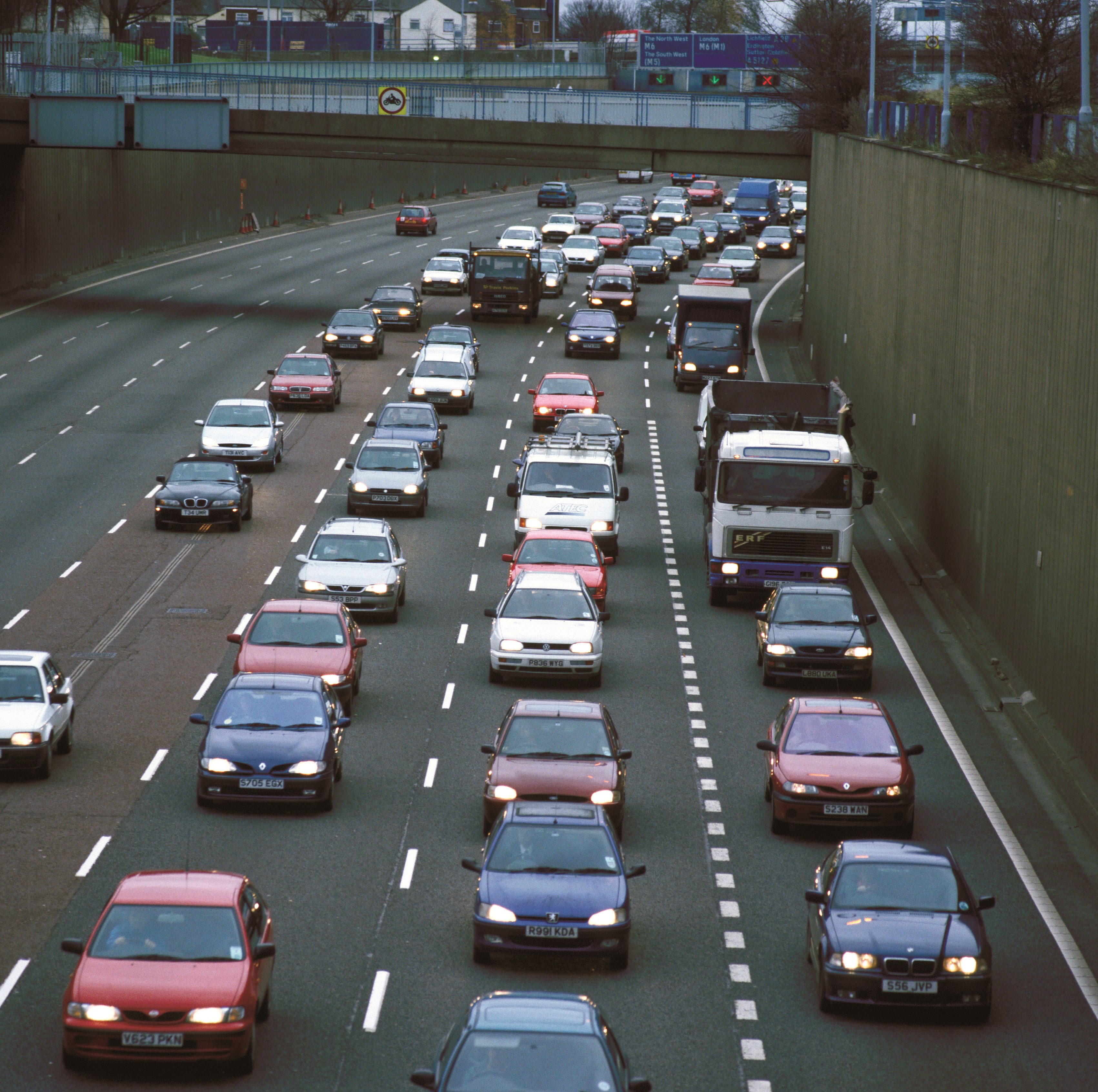 West Midlands Combined Authority gets £5.84m from Government to help keep traffic moving