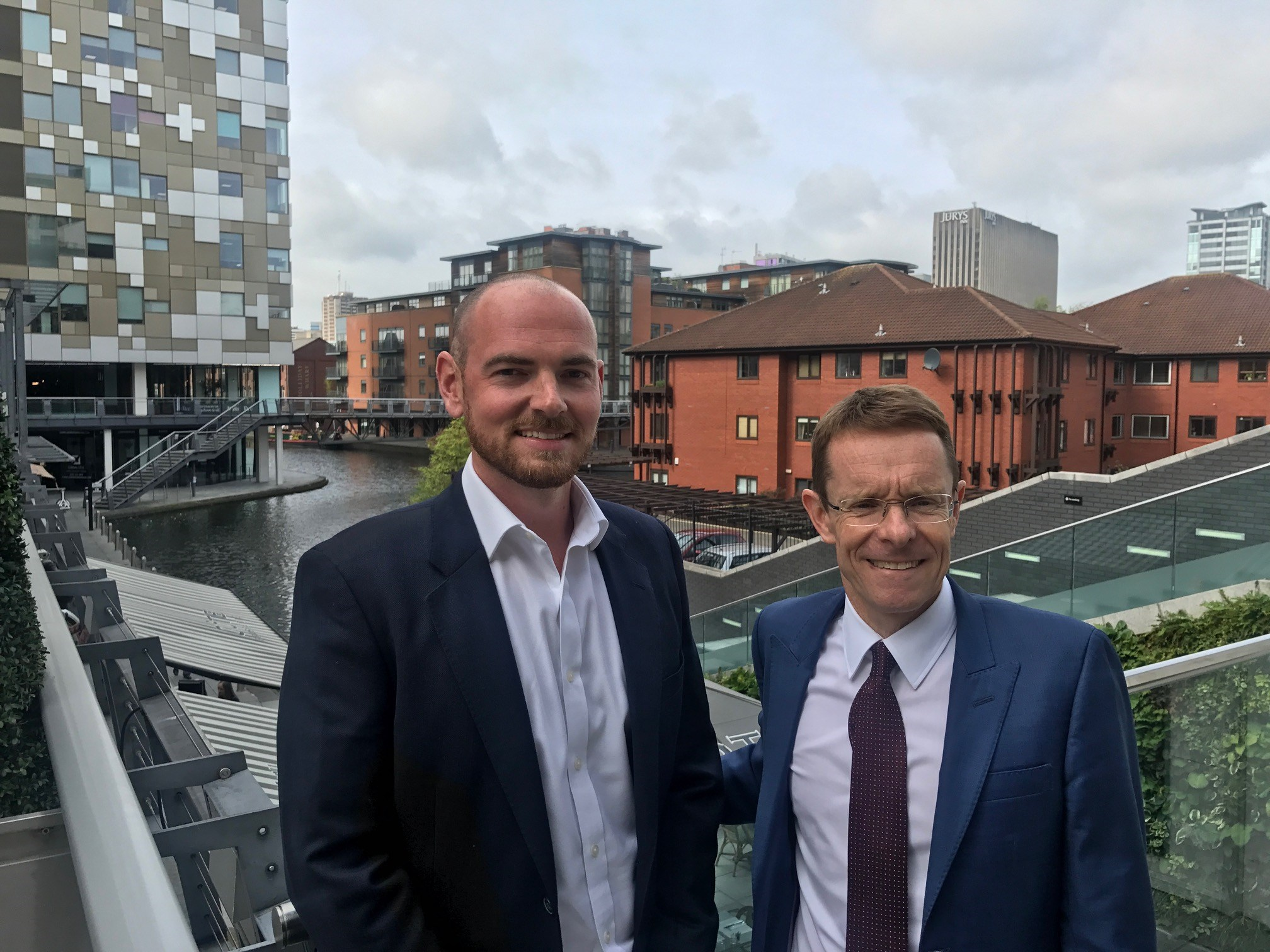 Mayor appoints construction industry leader to business role