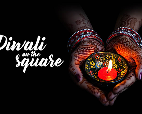 Diwali fun for all in Birmingham city centre
