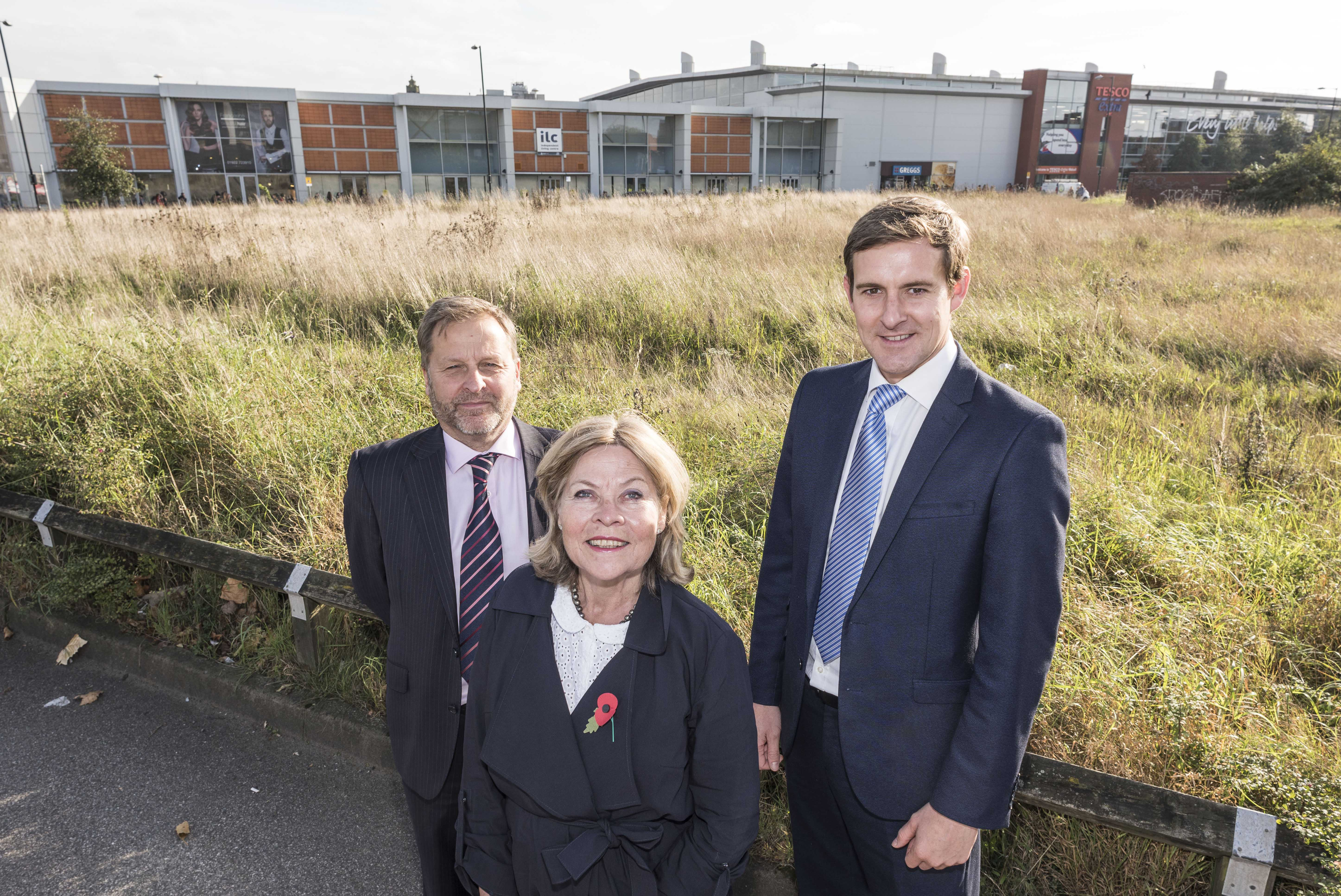 £6.9m backing for Walsall town centre development by WMCA's Collective Investment Fund