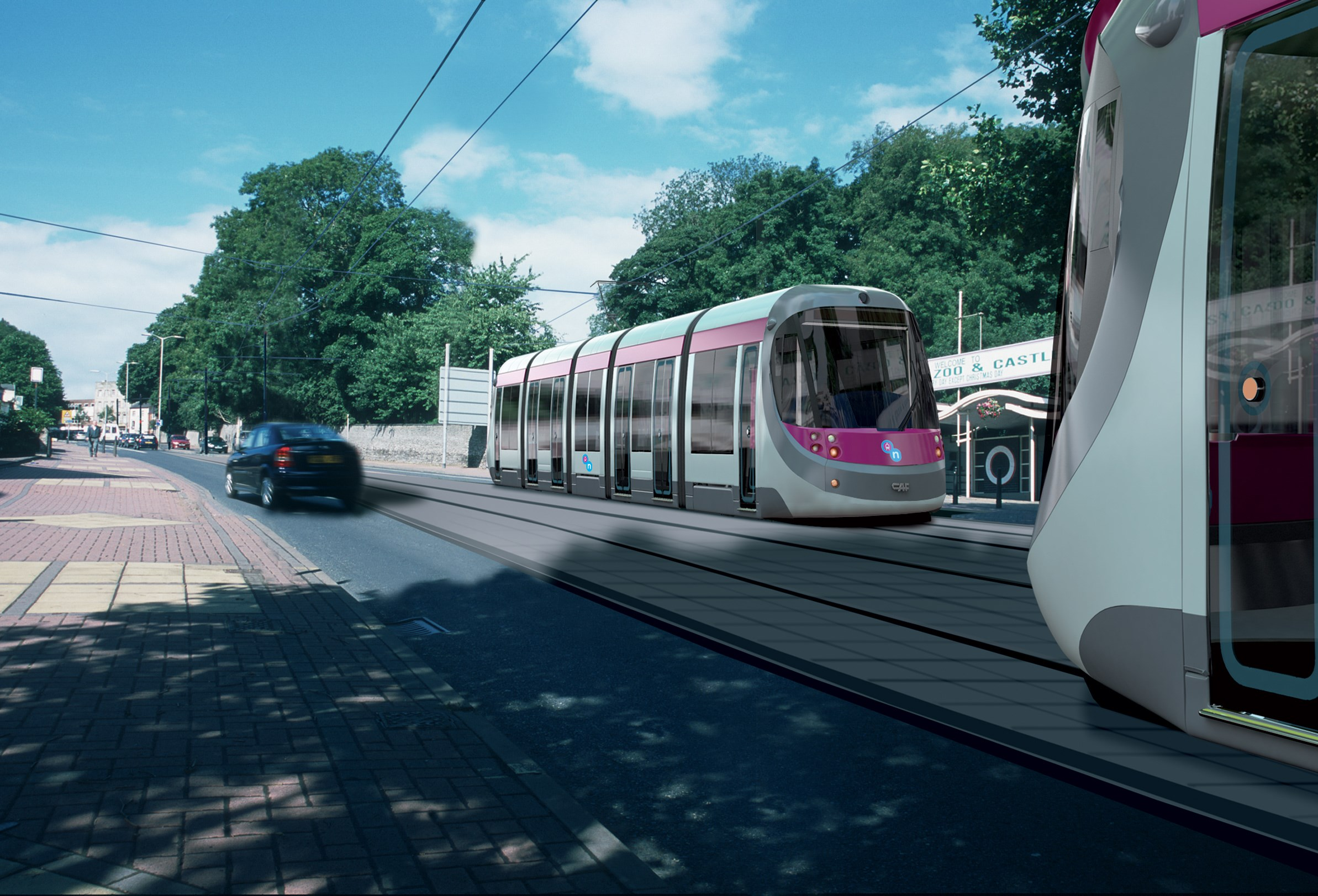 £250m Government transport cash signals go-ahead for Midland Metro extension