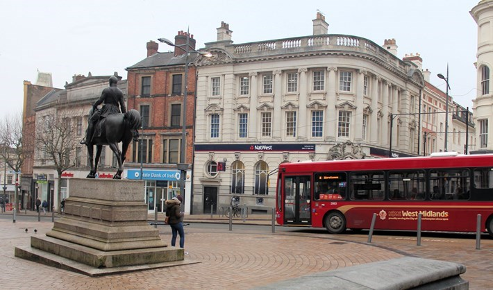 Consultation starts on bus scheme driving cleaner air and better facilities for Wolverhampton