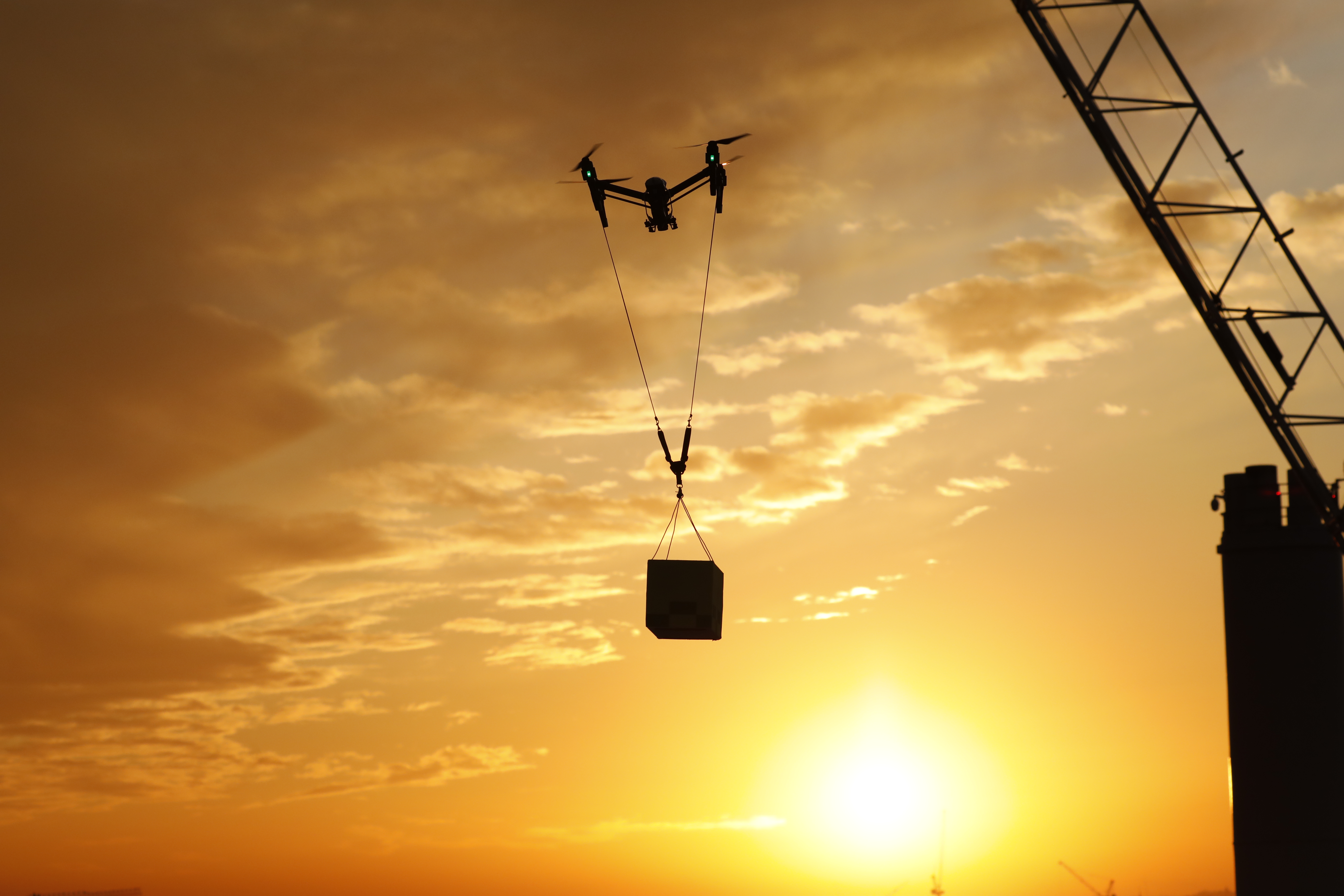 West Midlands flying high with UK drone technology trial