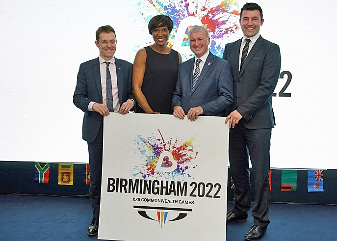 Denise Lewis OBE joins region's leaders to celebrate Commonwealth Games win at MIPIM 2018