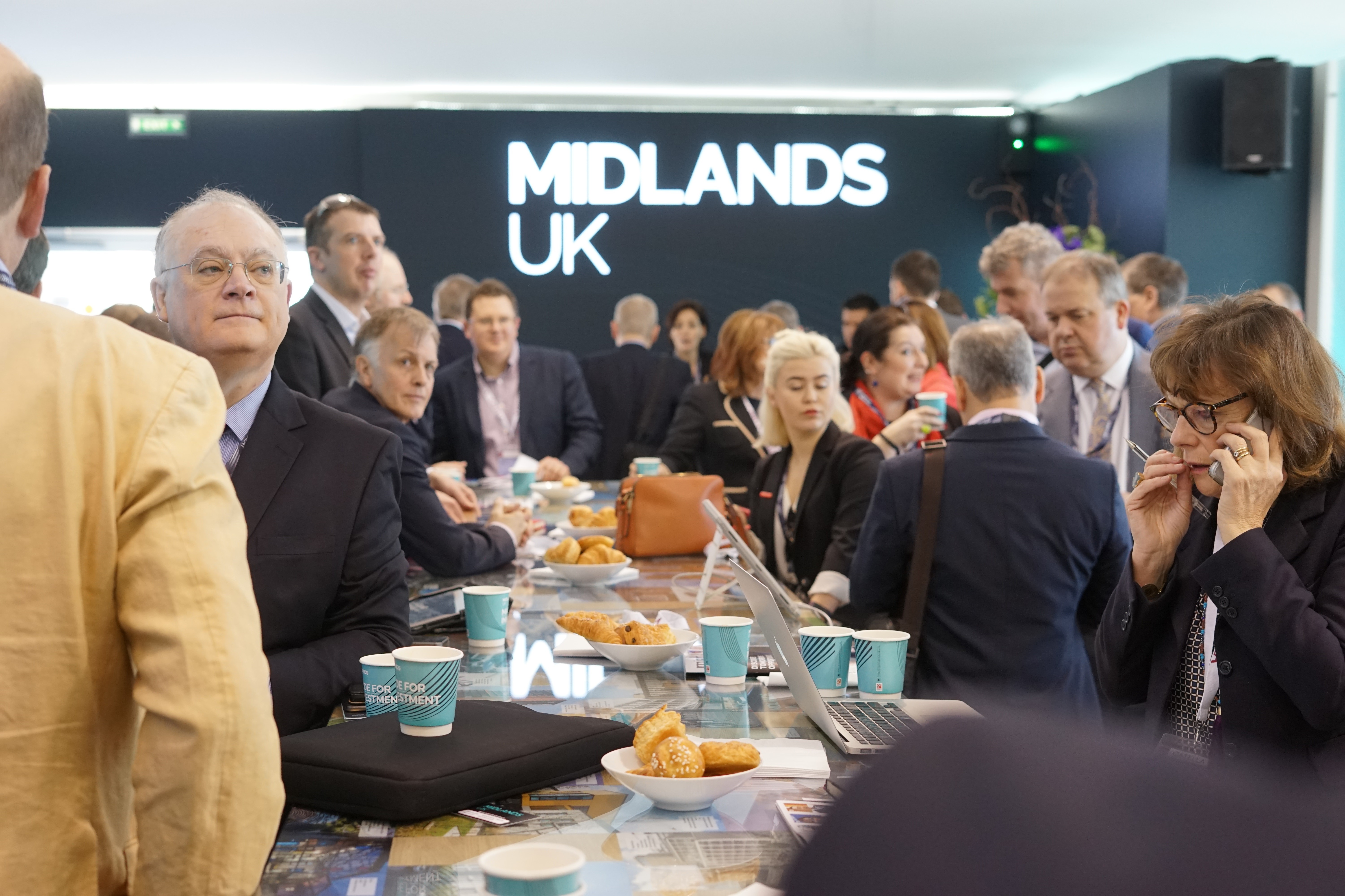 Midlands UK presents its success story to thousands at MIPIM 2018