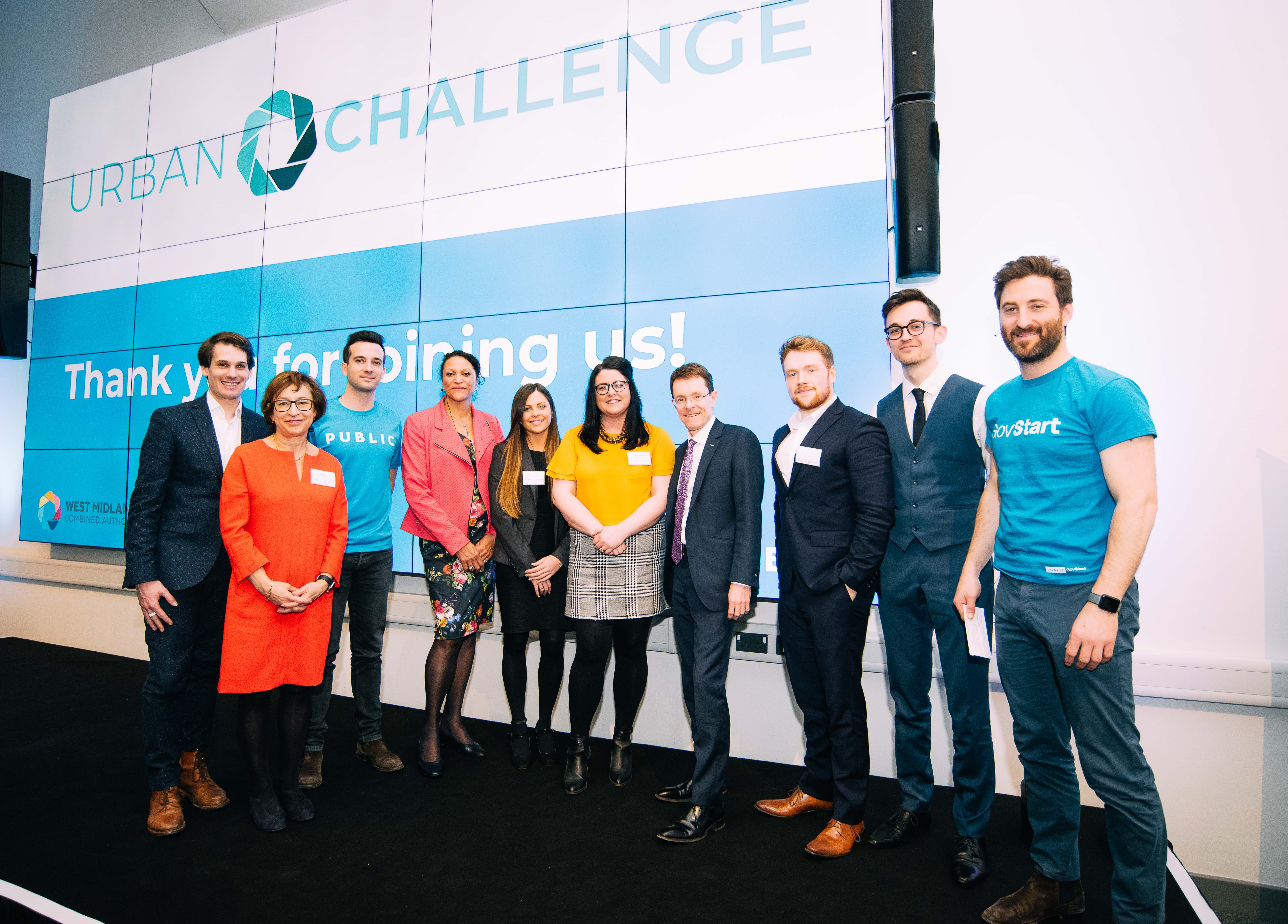 Digital start-ups rise to the challenge