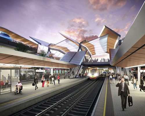 WMCA awards £9.27m to Birmingham International station redesign