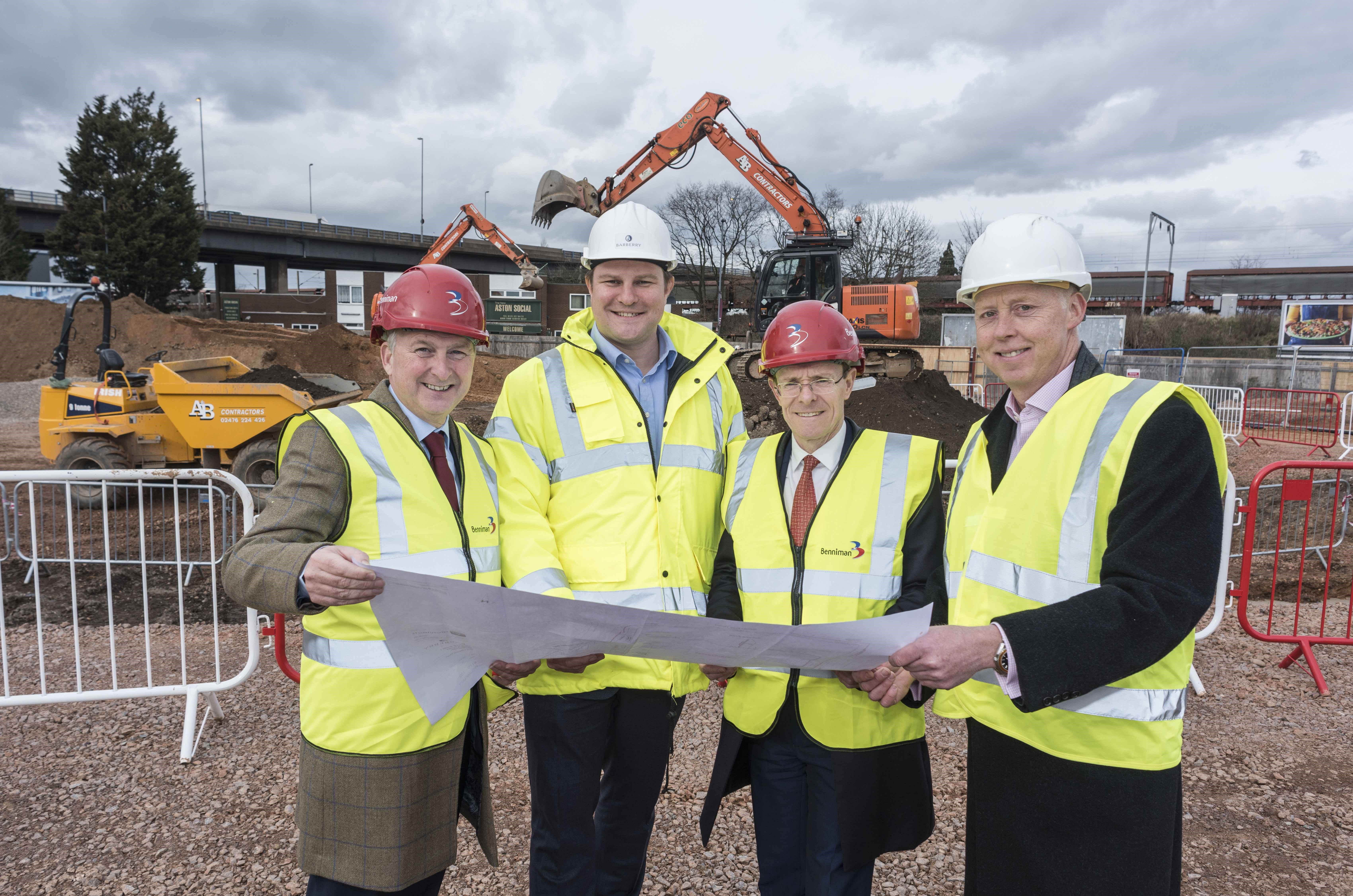 Birmingham brownfield development gets £3.6m backing from WMCA