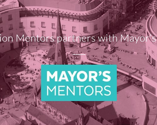Mayor's Mentors scheme to share in £270,000 Government grant
