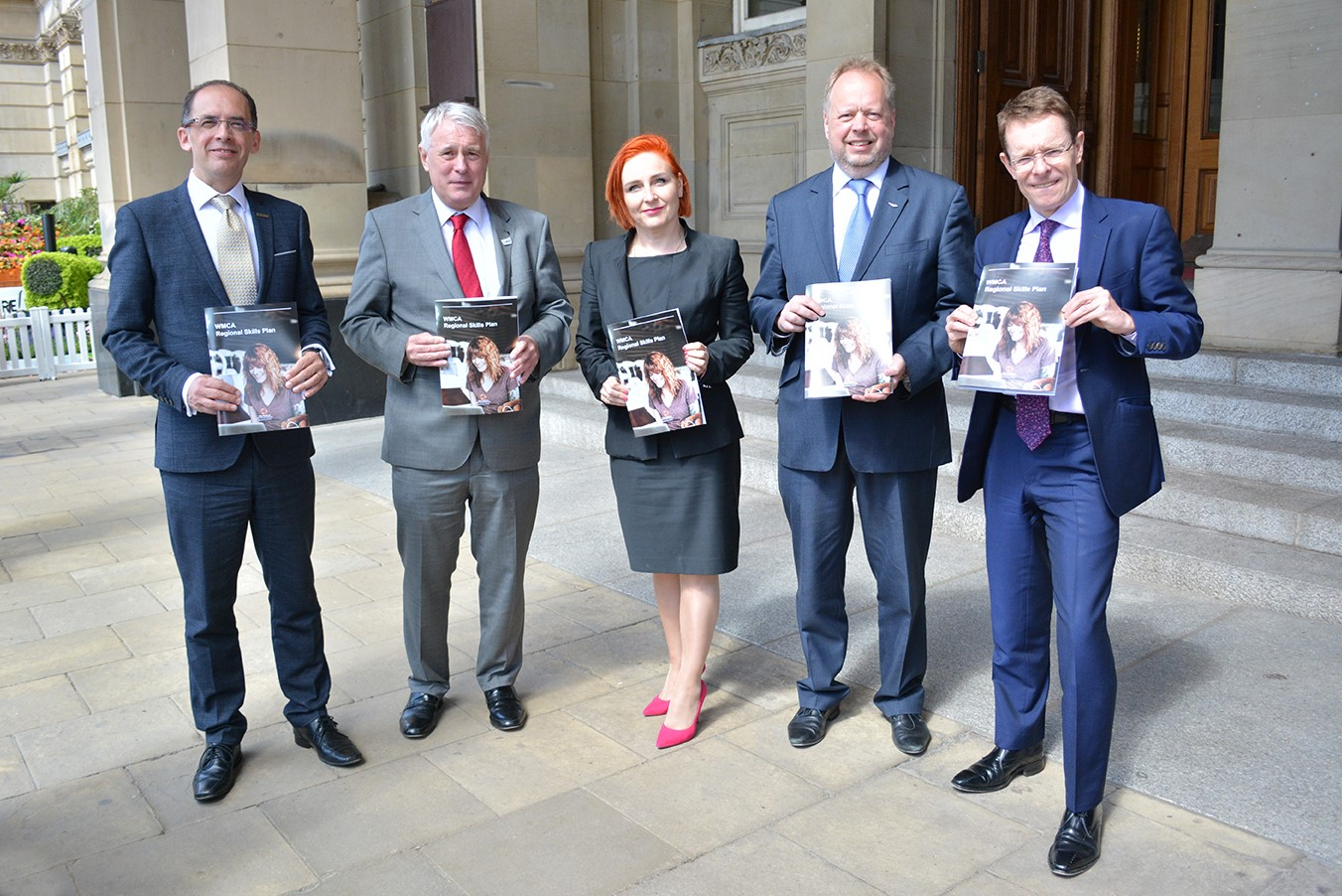 Skills plan launched to build workforce fit for the future