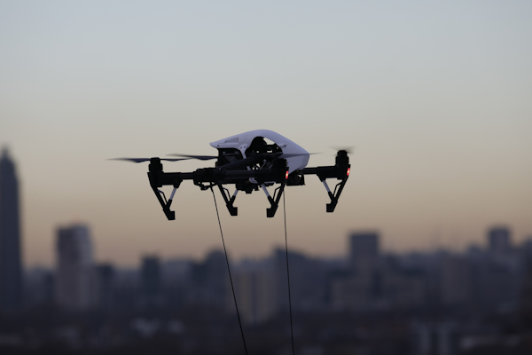 Drones could provide extra eye in the sky for emergency services