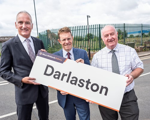 Land sale paves the way for new rail station at Darlaston