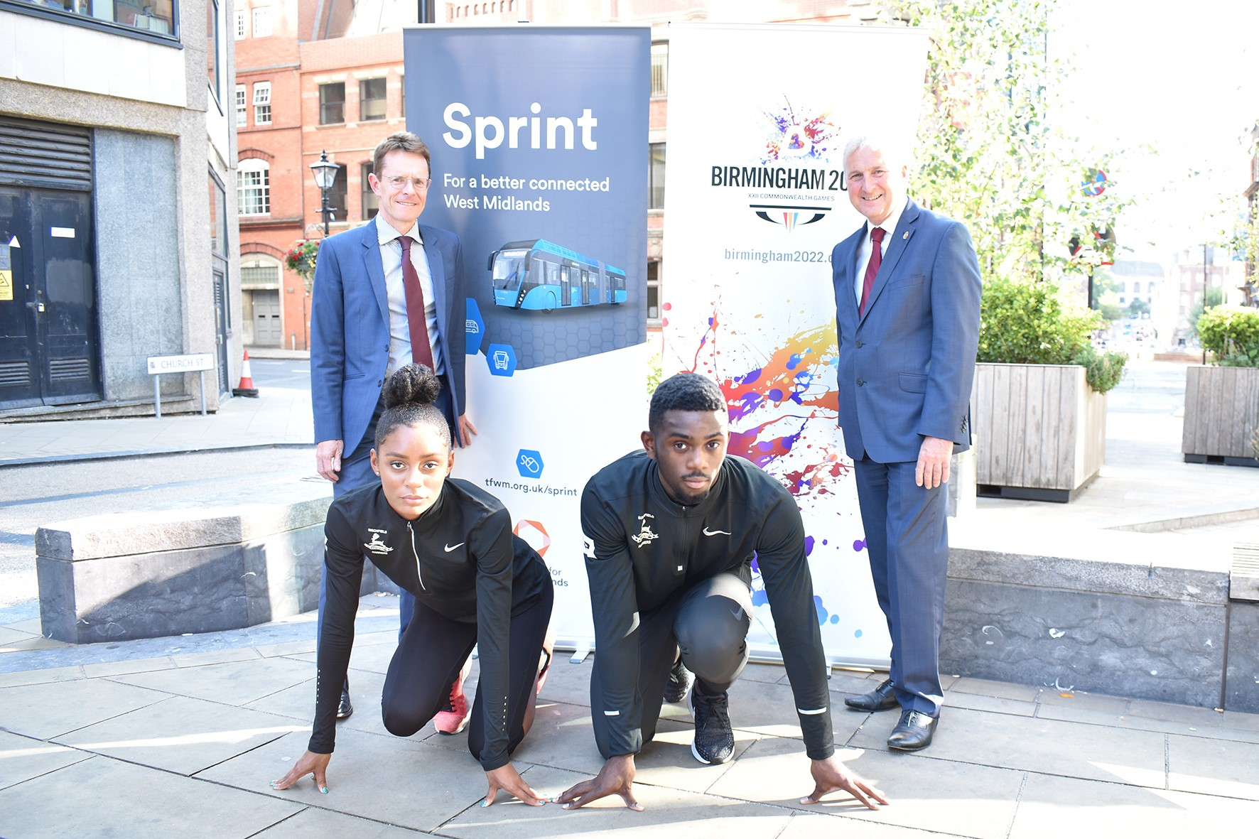 New transport system will be sprinting for success at Commonwealth Games