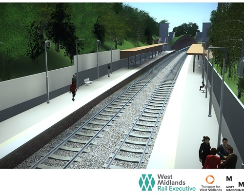 Public to have their say on designs for new railway stations