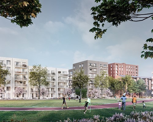 £165m housing and infrastructure investment announced to support Commonwealth Games
