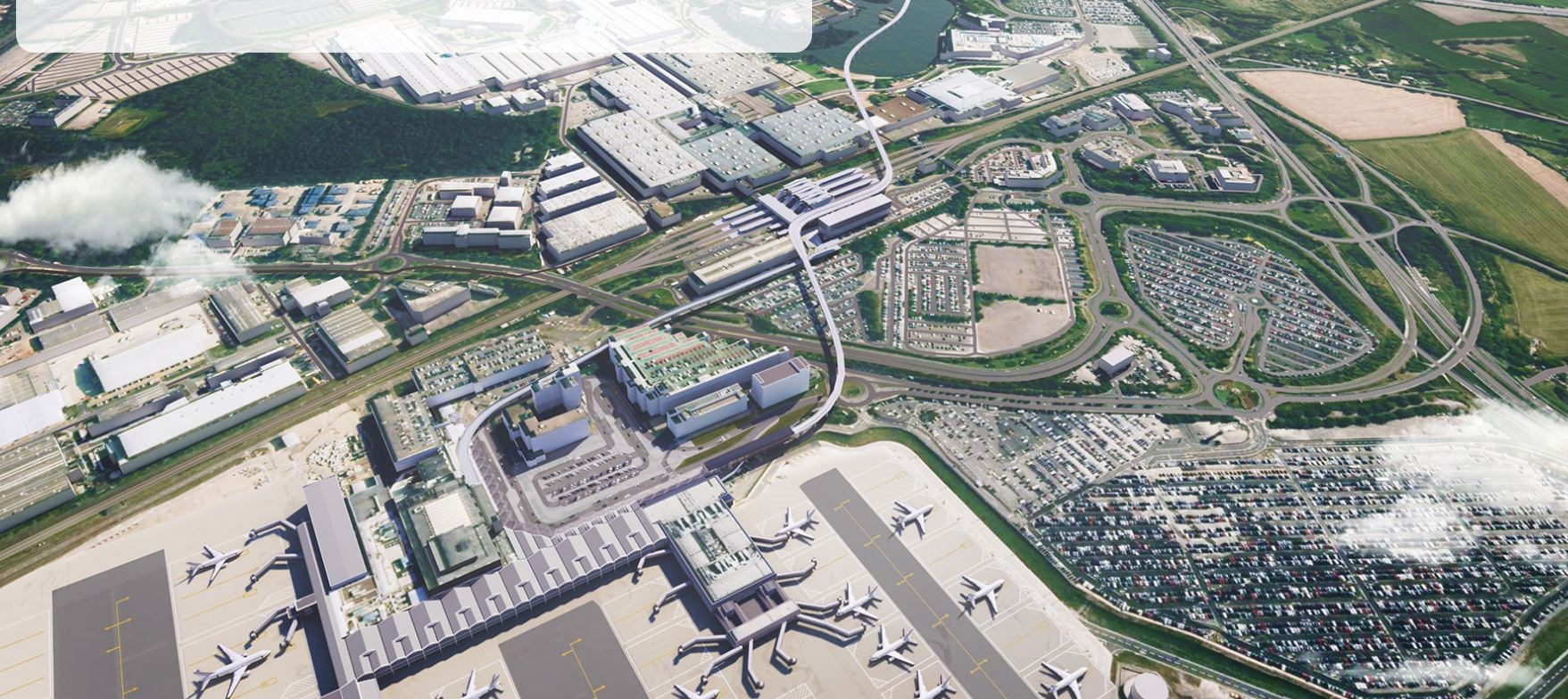 Birmingham Airport to invest £500 million to grow passengers to 18 million by 2033
