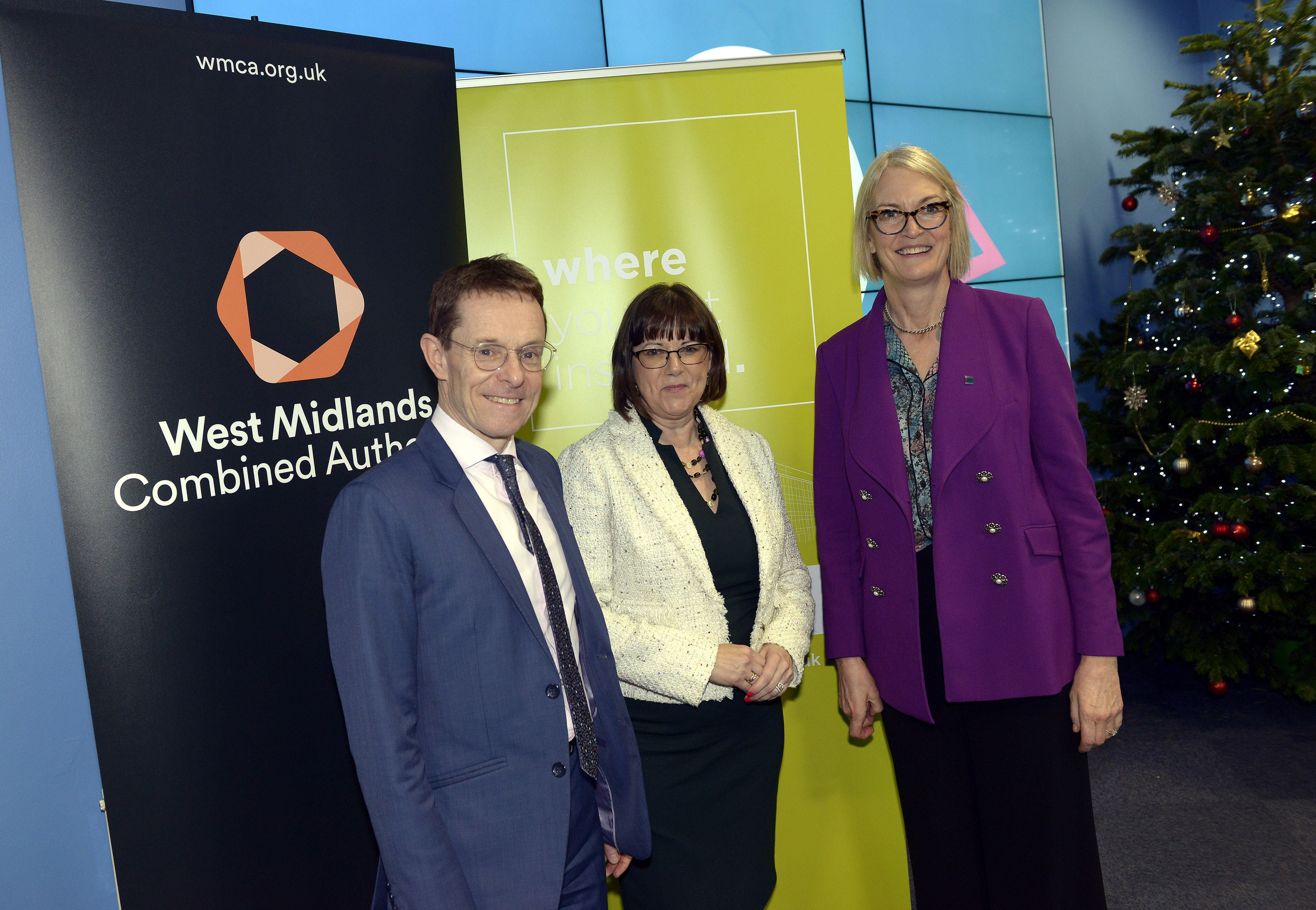New digital partnership aims to level up West Midlands skills