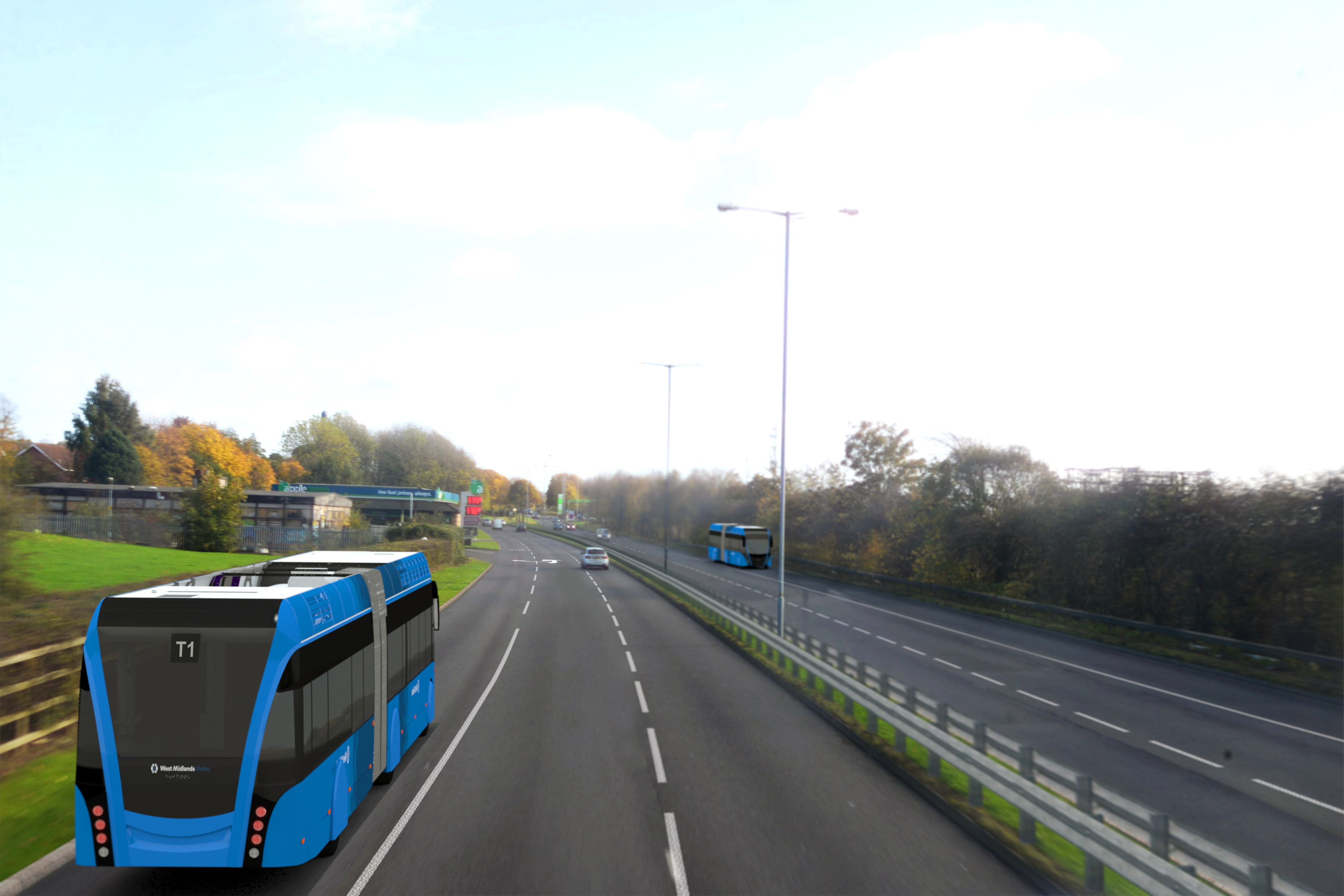 Residents views taken on board as Sprint rapid bus plans develop