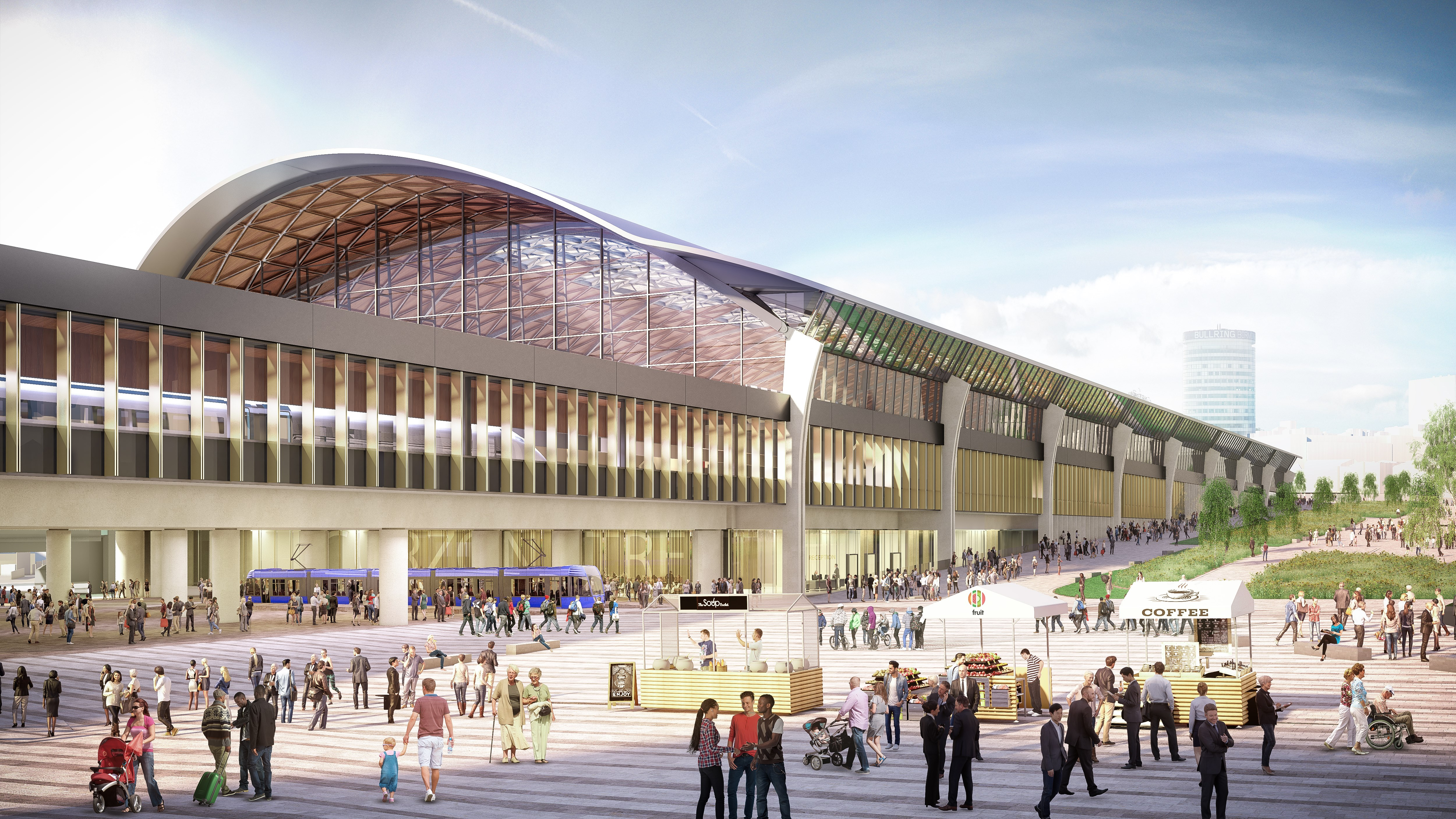 Party leaders urged to publicly commit to completion of HS2 Phase Two