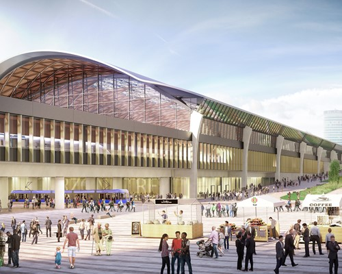 West Midlands leaders react to confirmation of HS2