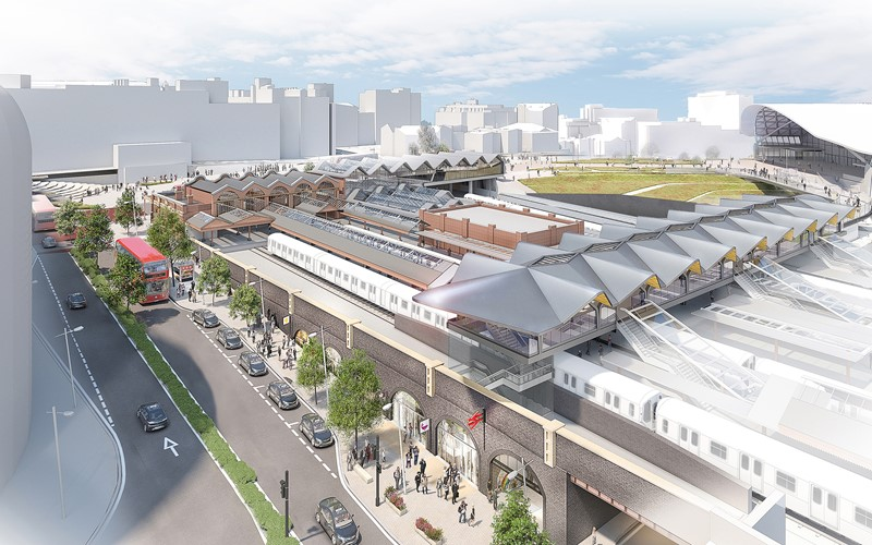 Vision for Moor Street Railway Station revealed
