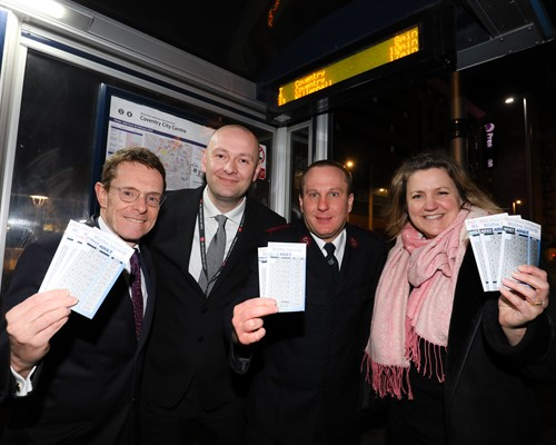 Free bus pass scheme for rough sleepers is extended