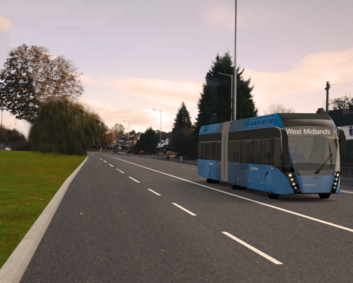 Updated plans for Sprint rapid bus published