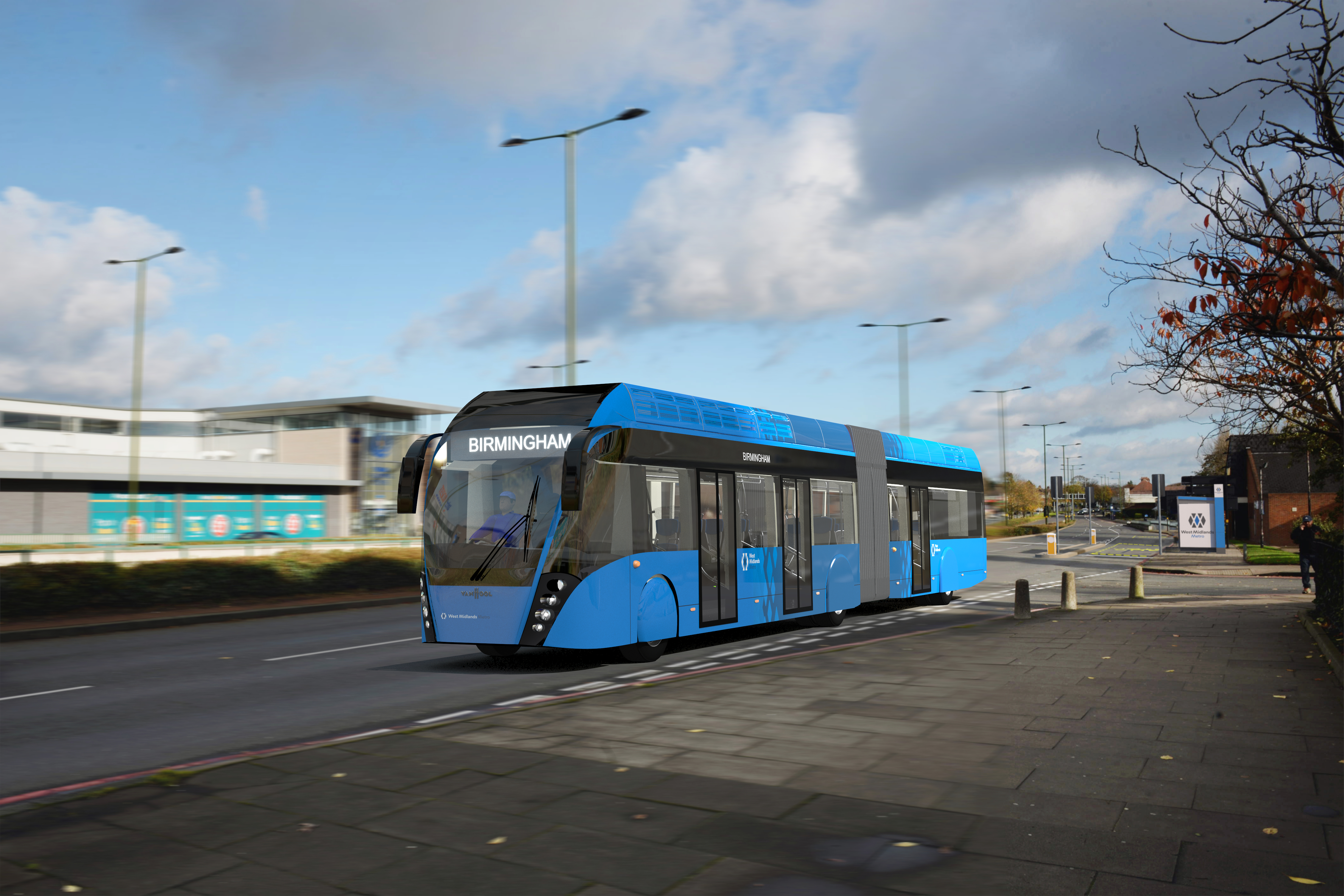 First cross-city bus route to be introduced in time for Birmingham 2022 Commonwealth Games