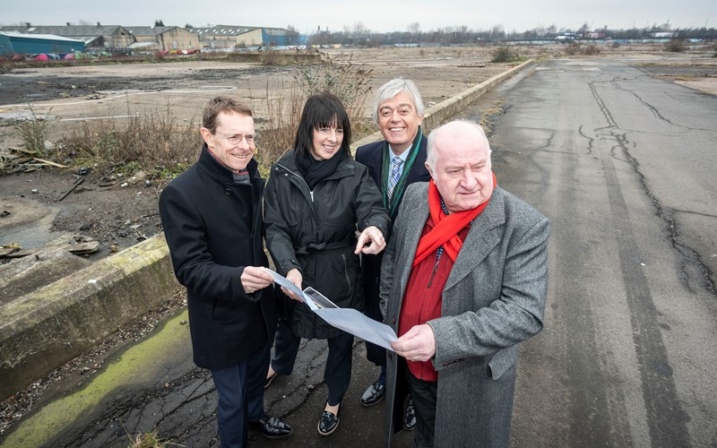 Multi-million pound deal will see derelict Black Country site brought back to life