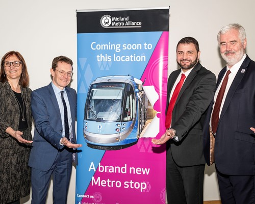 Final green light for Wednesbury to Brierley Hill Metro funding