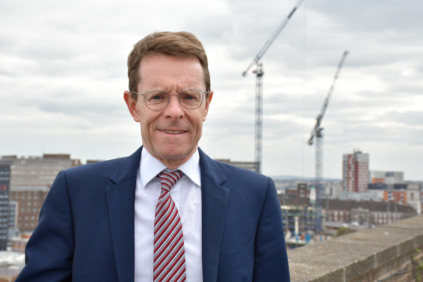 Mayor supports plan to get region's house building and construction sites safely back to work