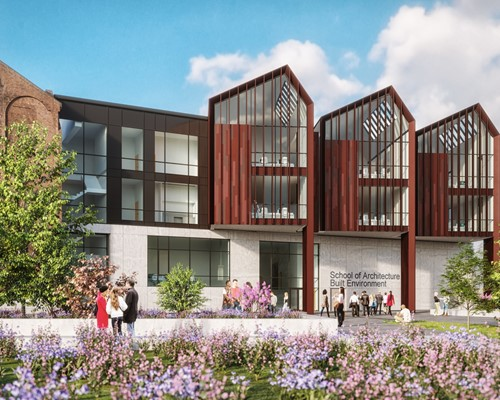 New National Centre for Construction Excellence to open in Wolverhampton