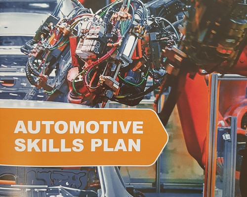 The WMCA launches Automotive Skills Plan with £3m boost for supply chain businesses