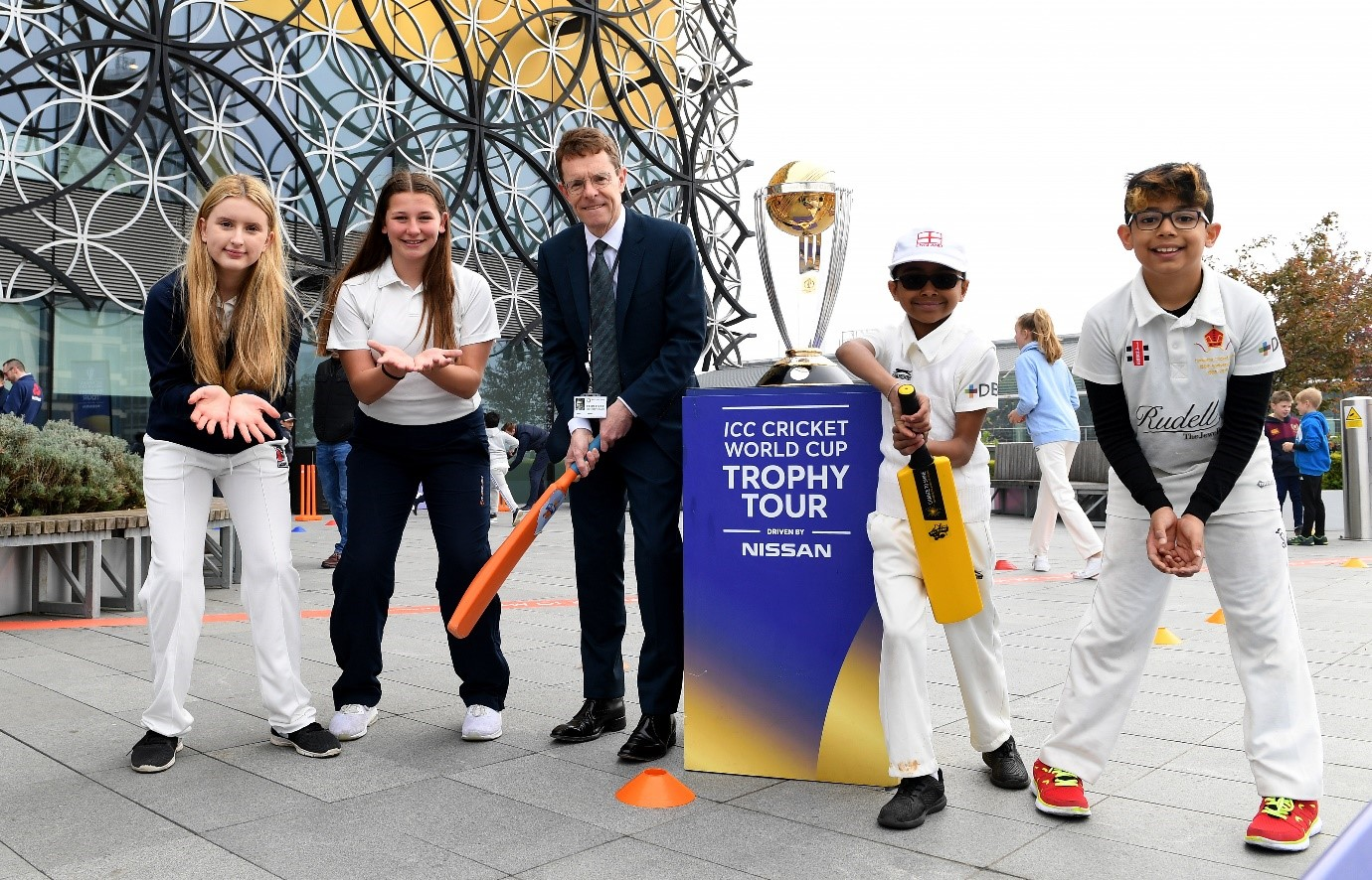 Mayor to host intergenerational Cricket Cup at Edgbaston