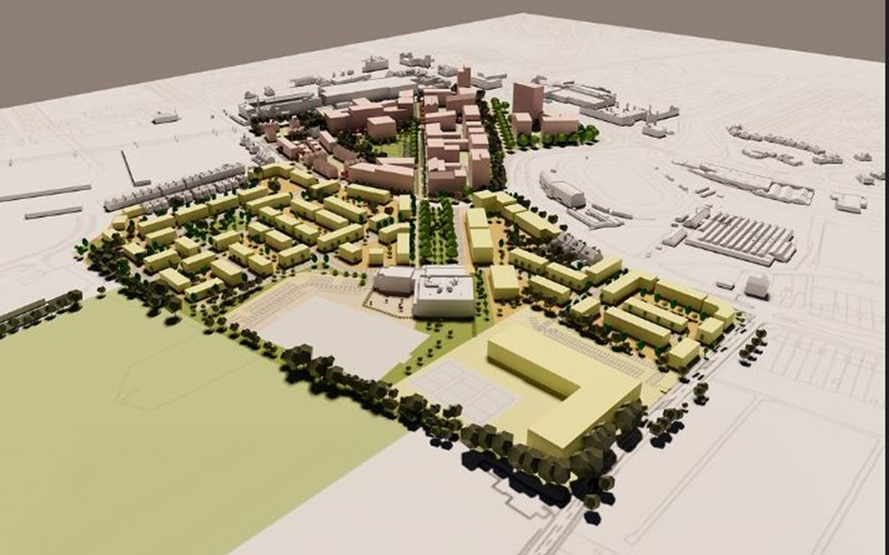 Birmingham 2022 Commonwealth Games Athletes' Village Phase Two planning consent secured