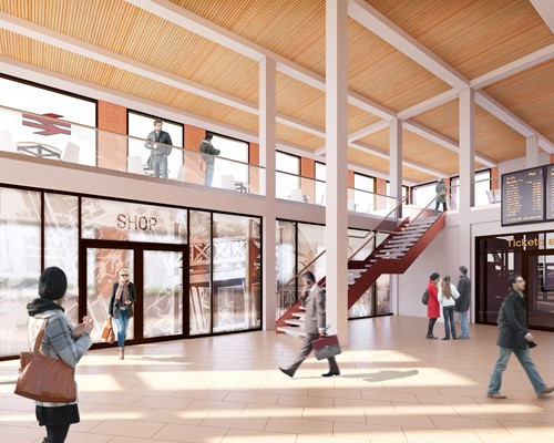 Green light for £56 million University Station redevelopment