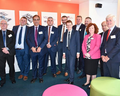 West Midlands Grand Rail Collaboration launched to improve services for passengers