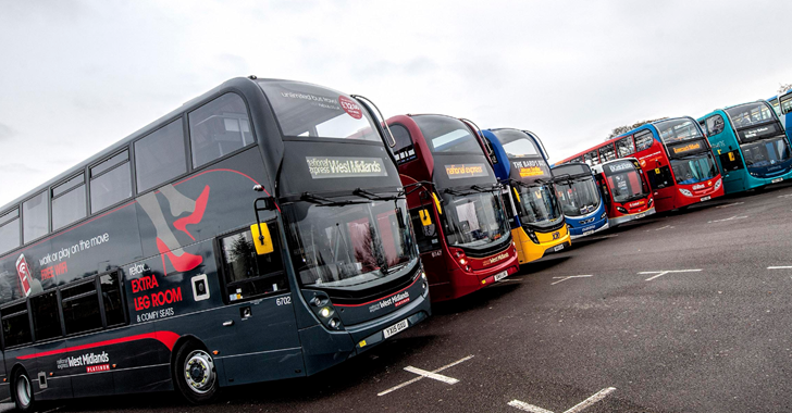 Coventry wins Government backing to become one of UK's first all-electric bus cities