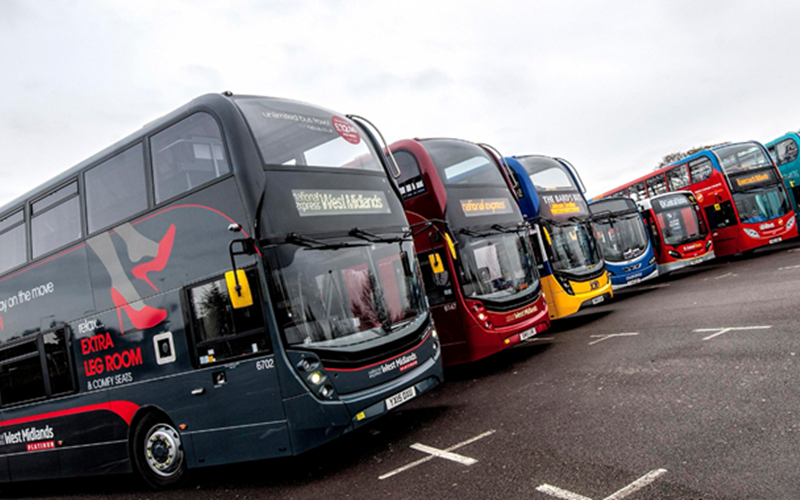 Millions more bus journeys in the West Midlands following investment in network