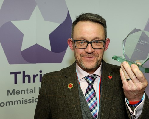 World Mental Health Day turns spotlight on Thrive Awards