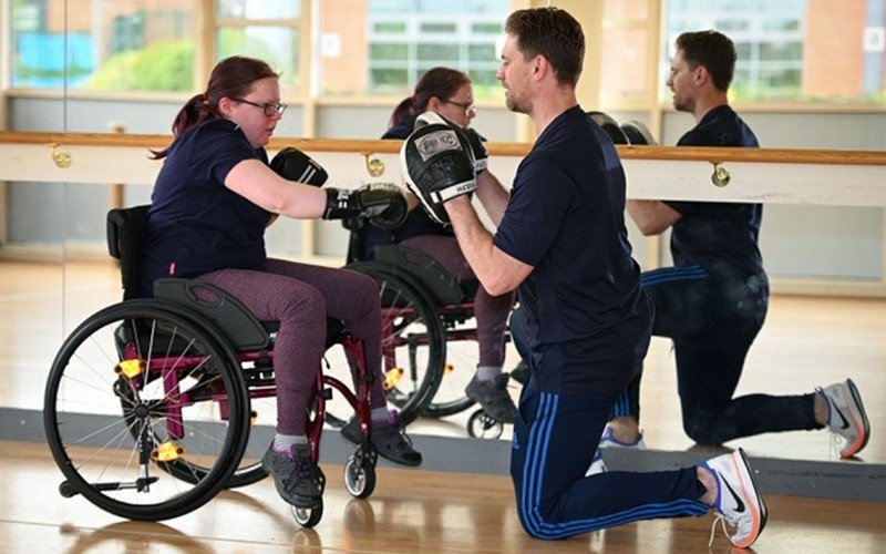 Making sport and physical activity more accessible to people with disabilities