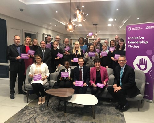 WMCA brings Solihull employers together for Inclusive Leadership Pledge