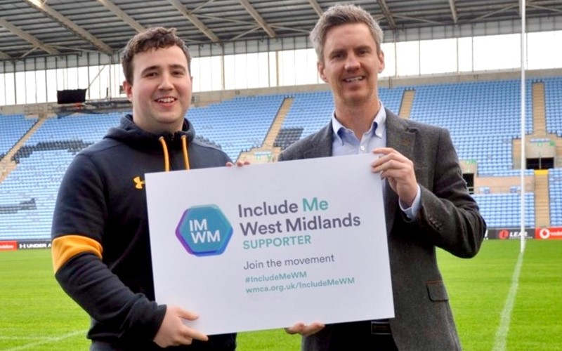 A buzz in the air as Wasps pledge to boost services for the disabled